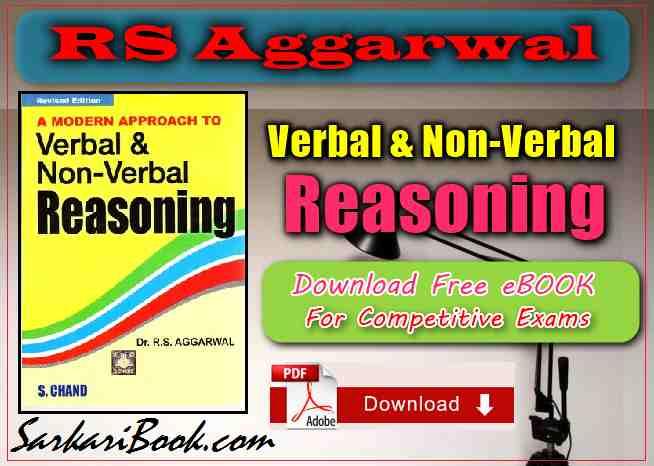 RS Aggarwal Quantitative Aptitude Free PDF Download