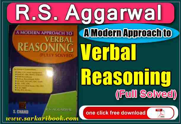 Rs Aggarwal Reasoning Ability Pdf Free 54