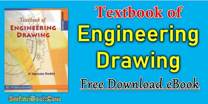 Textbooks Of Engineering Drawing By K Venkata Reddy